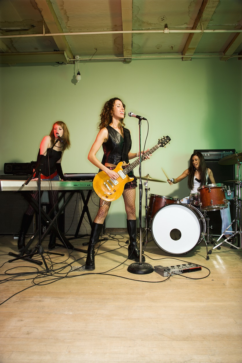 Tips for Starting Your Own Rock Band - Guitar Girl Magazine