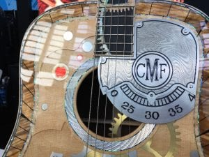 Martin Guitars 2 millionth guitar at NAMM 2017