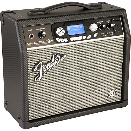 product review fender g dec 3 fifteen 15 watt electric guitar amp guitar girl magazine. Black Bedroom Furniture Sets. Home Design Ideas