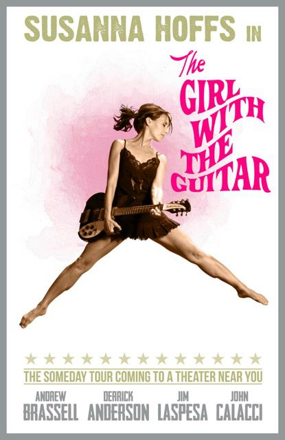 Susanna Hoffs In The Girl With The Guitar At Eddie S