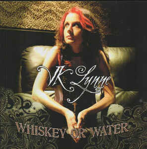 VK Lynne Whiskey or Water Album cover