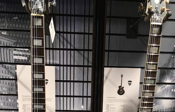 Bob Weir Custom D'Angelico Guitars