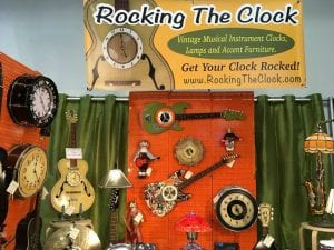 Rocking the Clock NAMM 2017