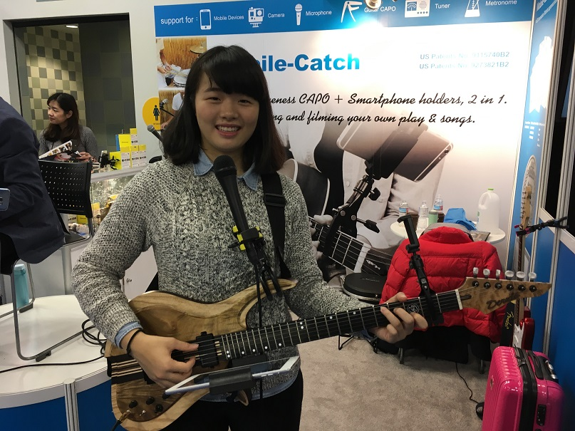 Mobile Catch NAMM 2017