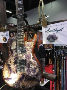 Zerberus Guitars - Amethyst Model