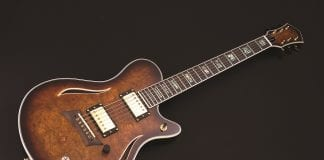Michael Kelly Guitars MKHYS10