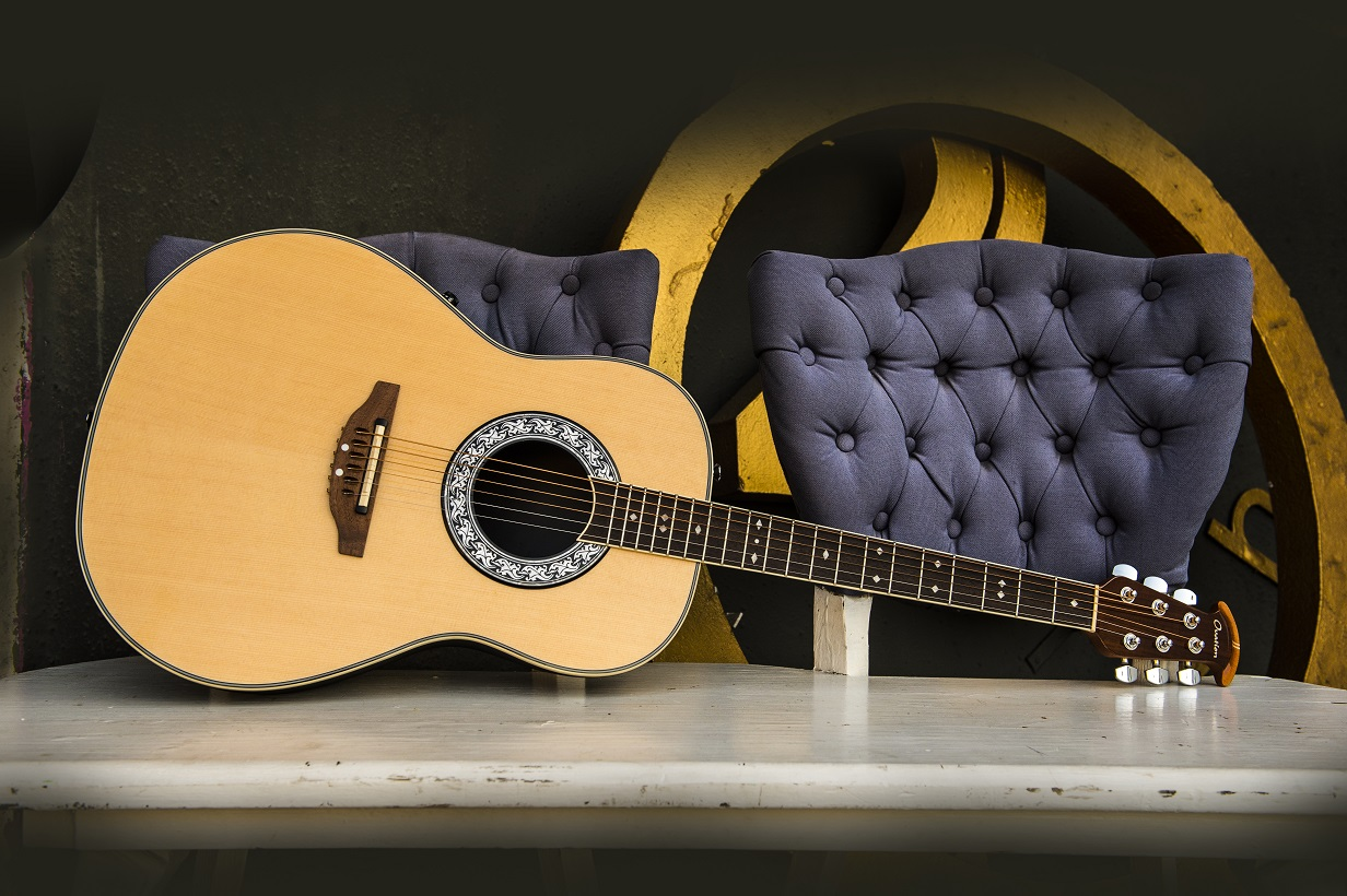Ovation Glen Campbell Signature Model - Photo Credit Rob Shanahan