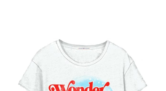 Wonder Woman t shirt by Junk Food Clothing