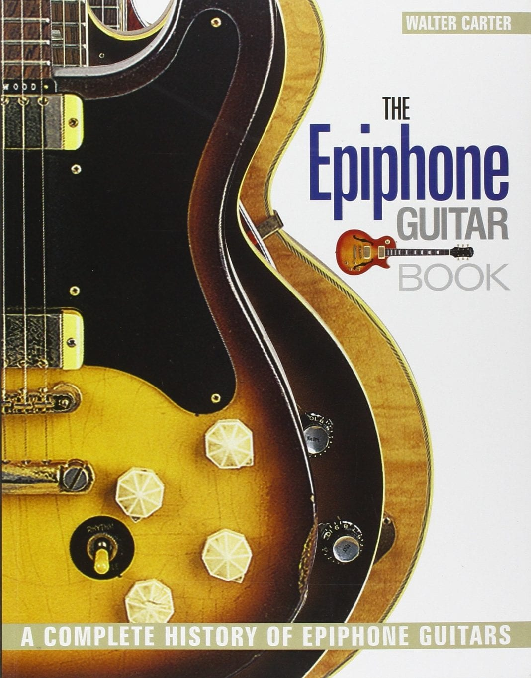the epiphone guitar book