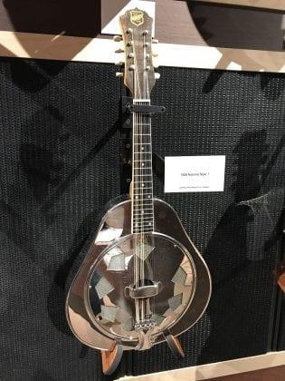 1928 National Style 1 Mandolin at GIG