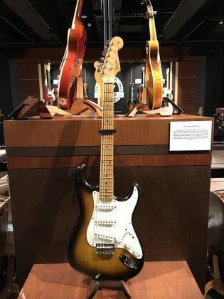 1955 Fender Stratocaster at GIG