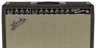 '64 Custom Deluxe Reverb Amplifier
