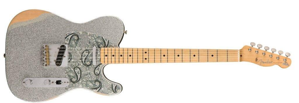 Fender Guitars BRAD PAISLEY signature model