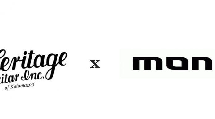 Heritage and Mono logos
