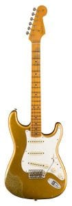 Fender Limited Edition Relic '64 Special Stratocaster – Aged Aztec Gold Over Gold Sparkle