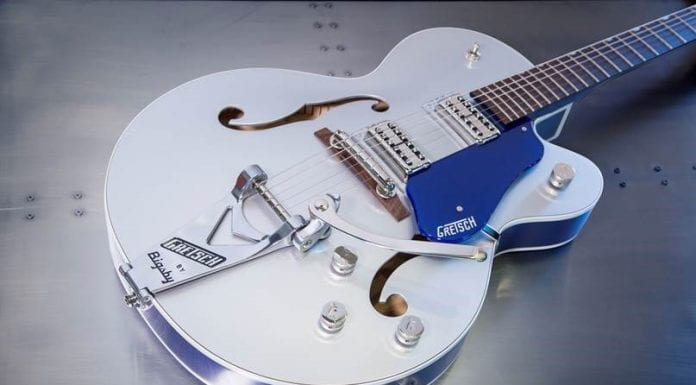 G6118T Players Edition Anniversary™ with String-Thru Bigsby®