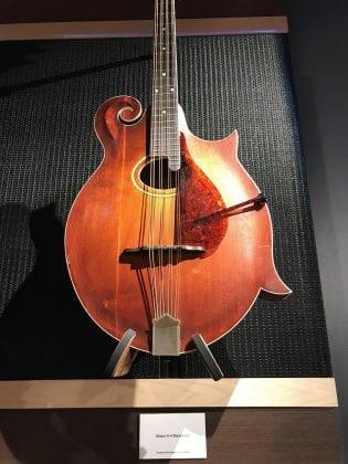 Gibson K-4 Mandocello at GIG