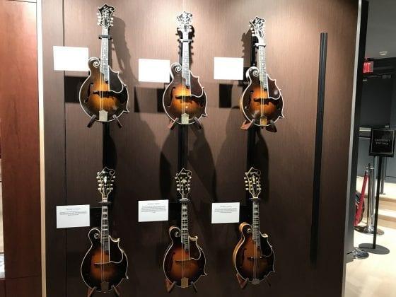 Gibson Mandolins at GIG