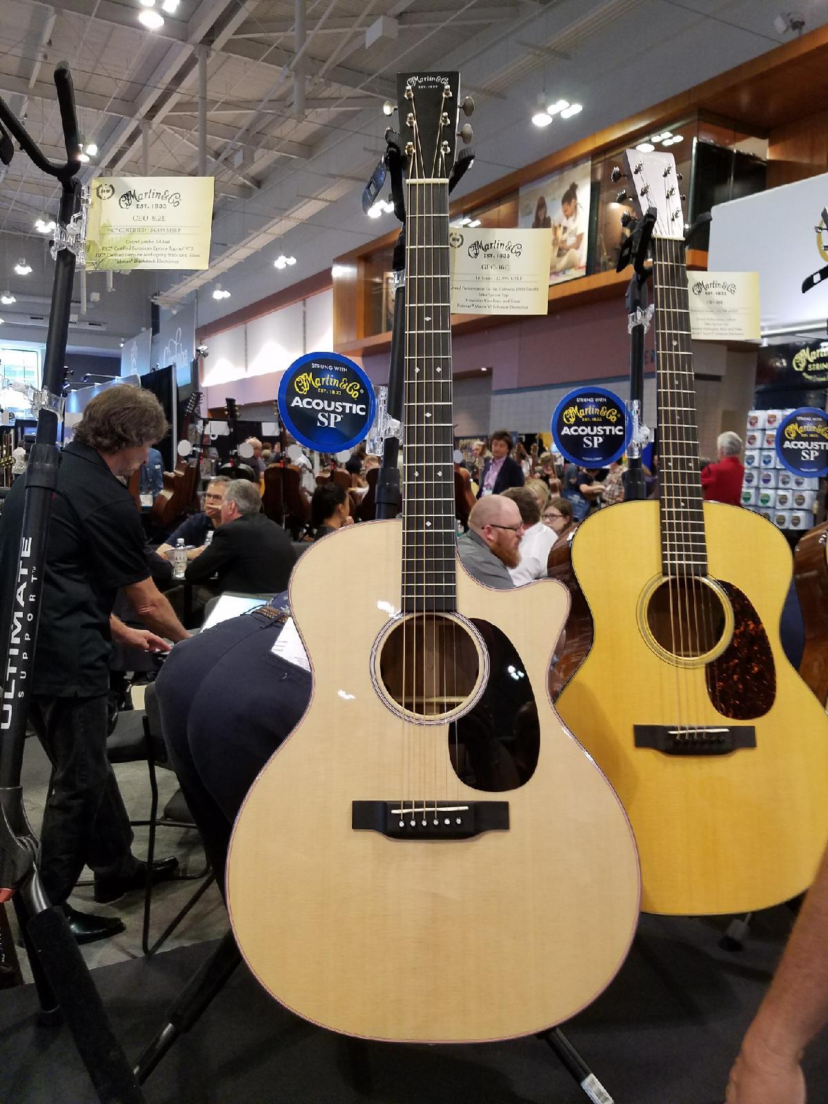 Martin Guitars GPC-16E