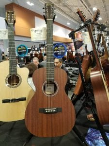 Martin Guitars OX2MAE Summer NAMM 2017