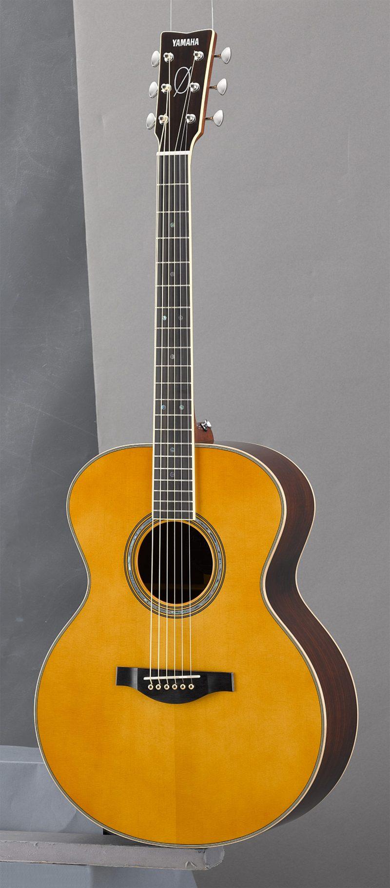 Yamaha billy corgan special edition acoustic guitar for Yamaha l series guitars