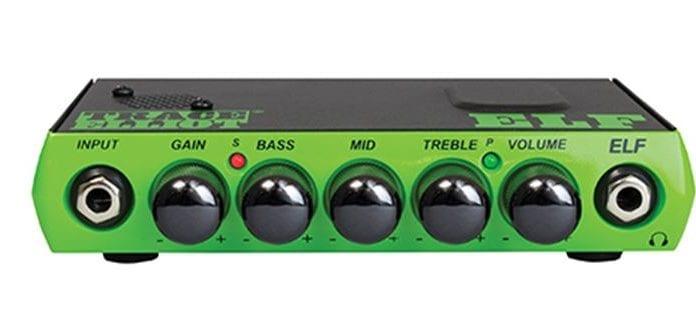Trace Ellioit ELF Bass