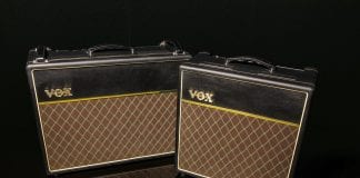 Vox 60th Anniversary Amps