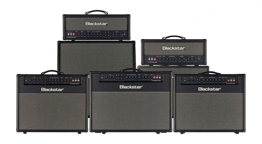 blackstar amps group photo
