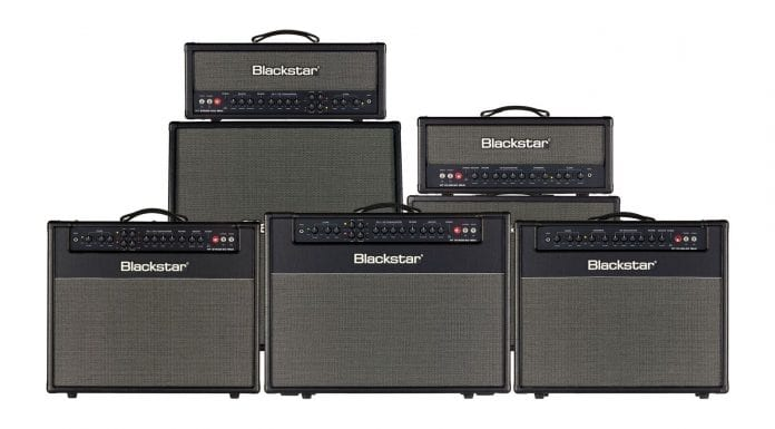 blackstar amps group photo