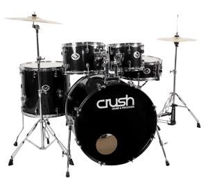 crush alpha drum set