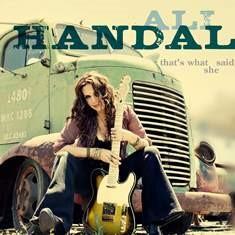 Ali Handal Thats What She Said Album Cover