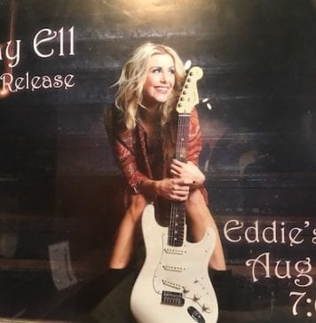 Lindsay Ell Eddie's Attic Event Poster