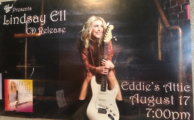 Show Review Lindsay Ell The Project Cd Release Party At