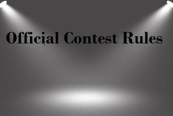 Official Contest Rules