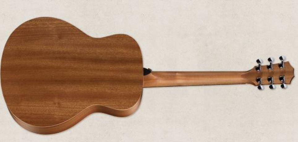 Taylor Guitars American Girl GS Mini Acoustic Guitar - back