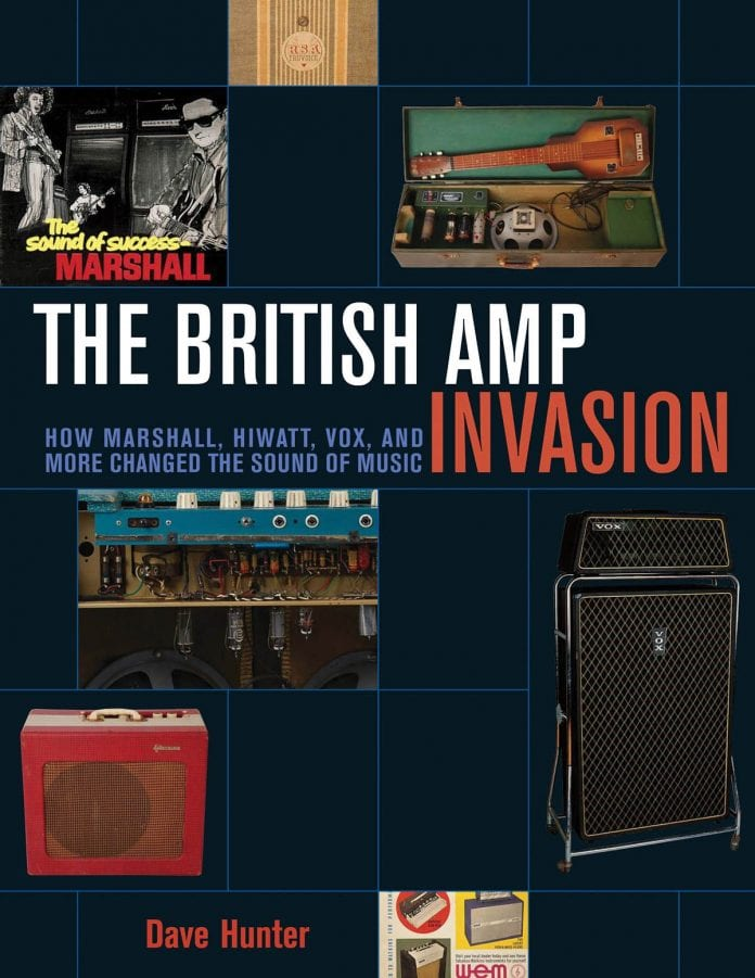 the british amp invasion book cover
