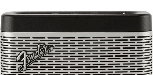 Fender Newport Bluetooth Speaker front