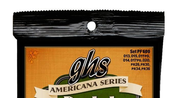GHS Pedal Steel strings