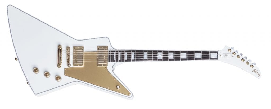 Gibson Lizzy Hale Explorer