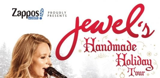 Jewel Handmade Holiday Tour Poster