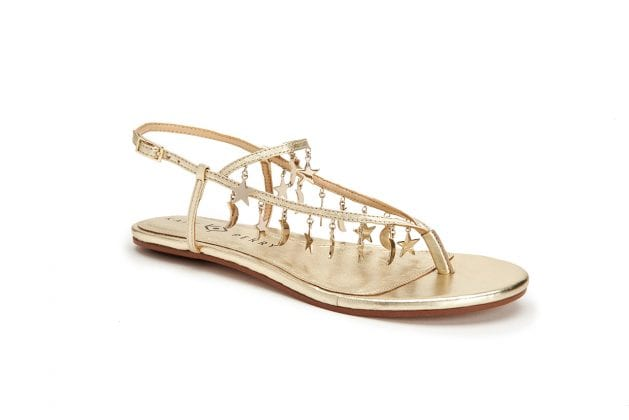 Katy Perry The Celeste in Gold
