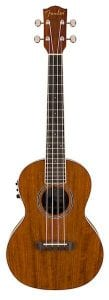 Rincon Tenor Ukulele, Natural 1