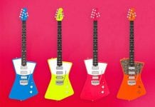 st vincent ernie ball limited edition guitars