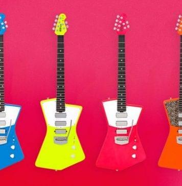 st vincent ernie ball limited edition guitars