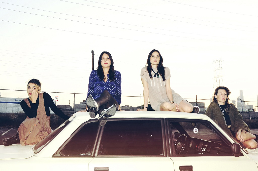 Warpaint Official Photo