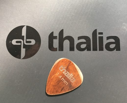 Thalia wood pick