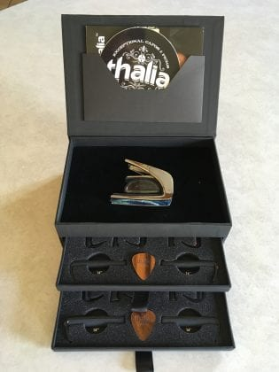 Thalia Capo in Celebrity Gift Box