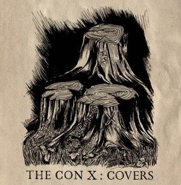The Con X Covers Album cover