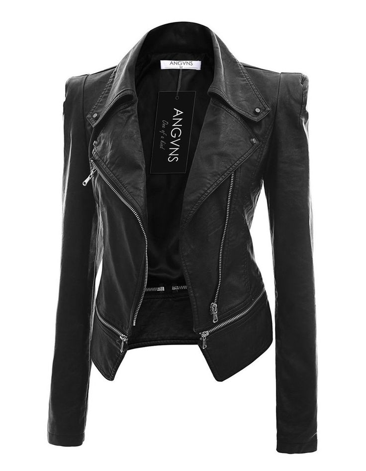Evolution of the Leather Jacket – From Biker Fierce to ...