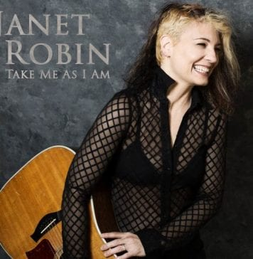 janet robin take me as i am album cover